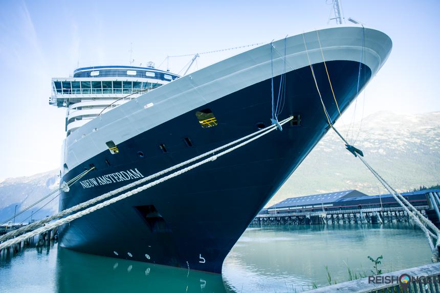 Cruiseschip de Nieuw Amsterdam