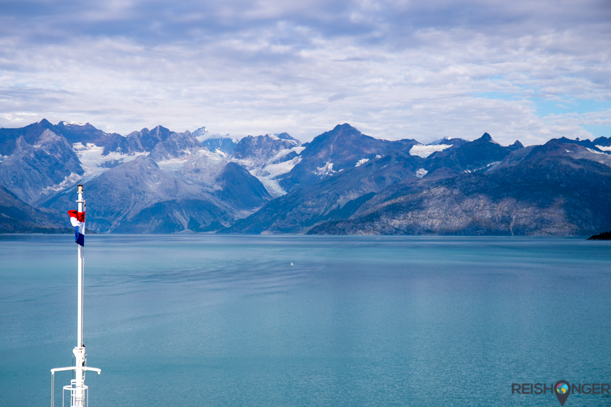 Met Holland America Line naar Alaska cruisen