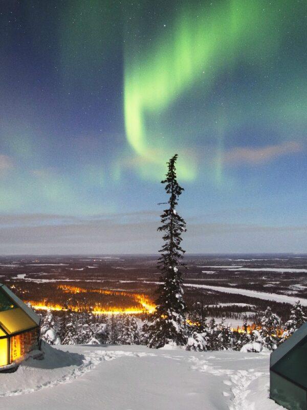 Bijzonder overnachten in Finland