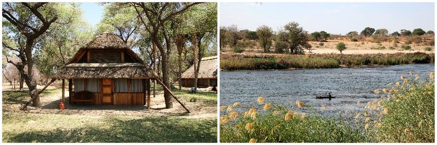 De Caprivistrook is het groenste stukje van Namibie