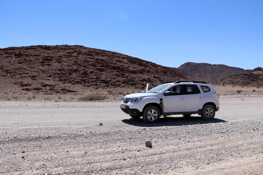 Tijdens een Namibie rondreis heb je een goede auto nodig
