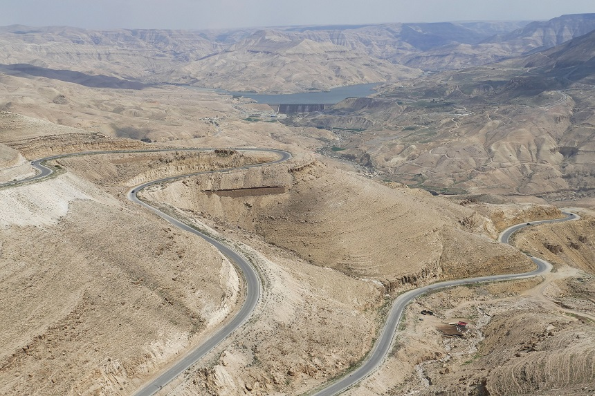 Jordanië King's Highway
