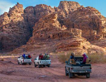 Jordanië: meer dan Petra en de Dode Zee