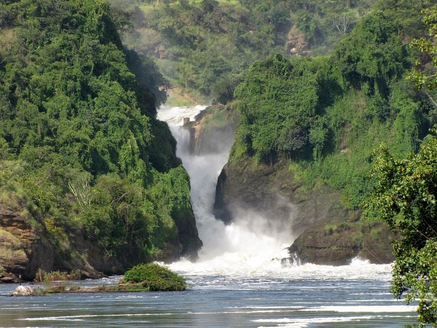 Murchison watervallen