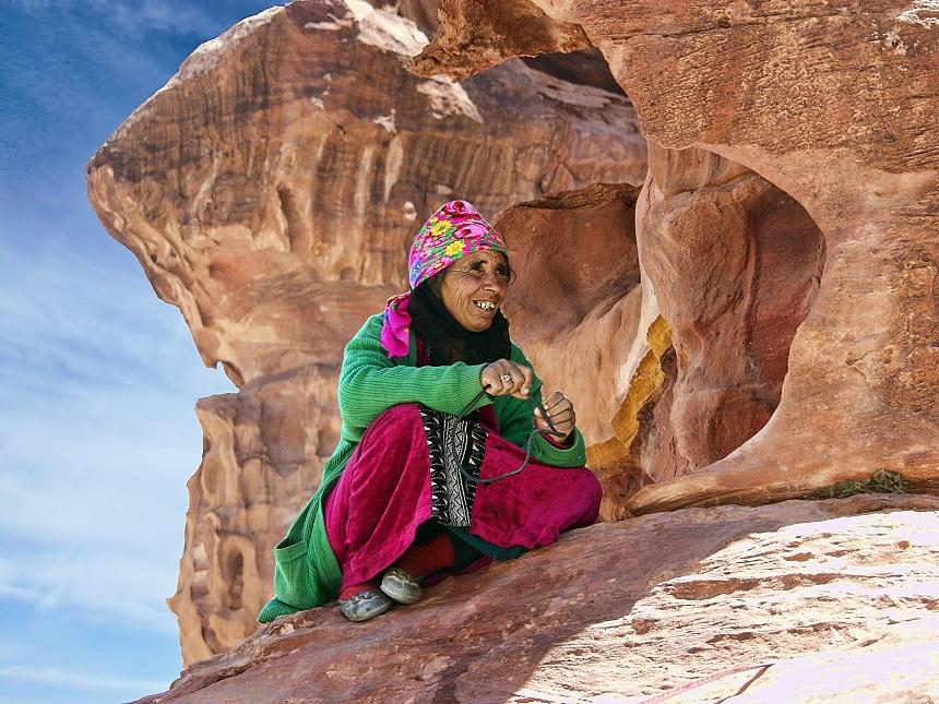 Reizen naar Jordanie
