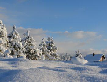 Vercors, het wintersprookje van Frans Lapland