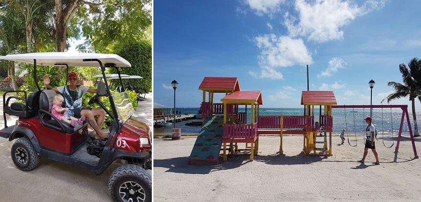 Ambergris Caye - een echte Caribische speeltuin
