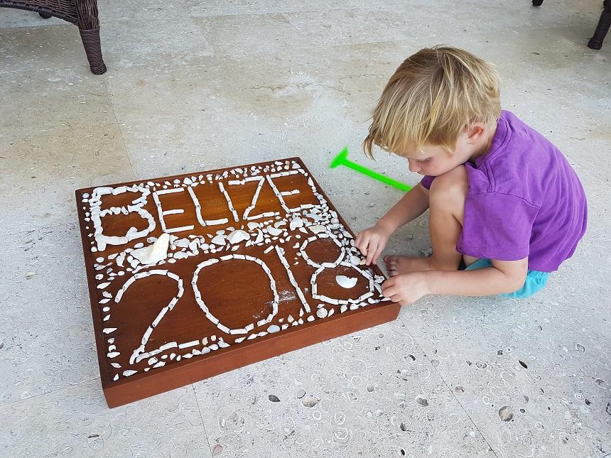 Ambergris Caye - Belize met kinderen
