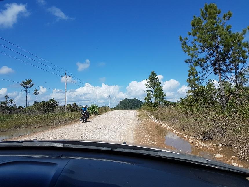 Vermijd indien mogelijk de Manatee Highway