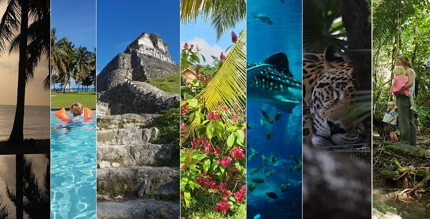 Belize: Small country. Big adventure.