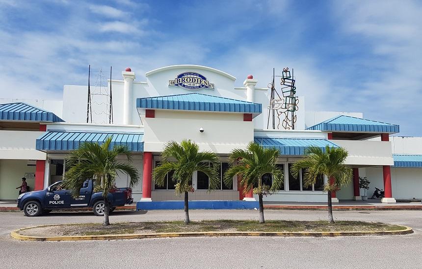 Brodies Supermarket in Belize City