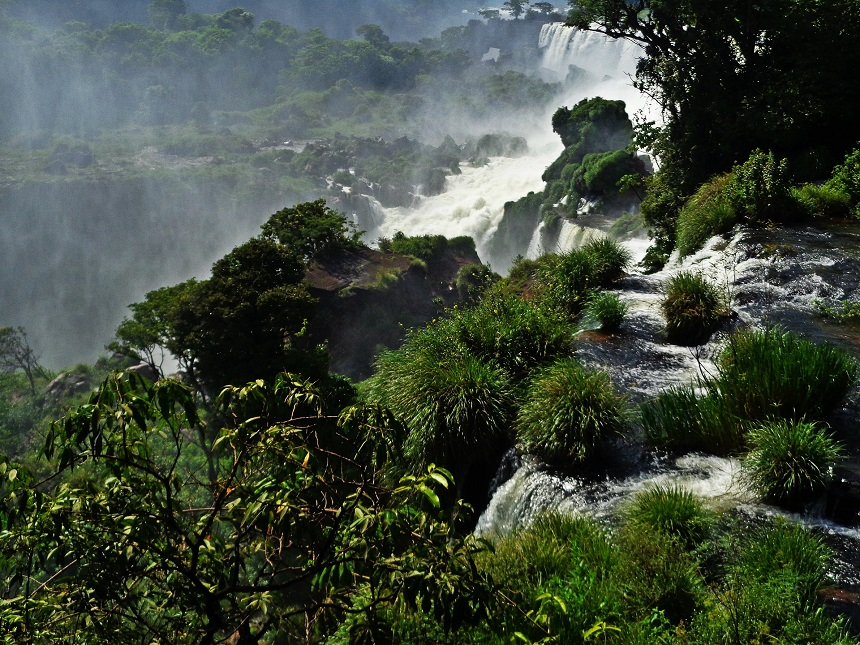 Cataratas do Iguaçu, een van de beste Braziliaanse ecotoeristische plaatsen
