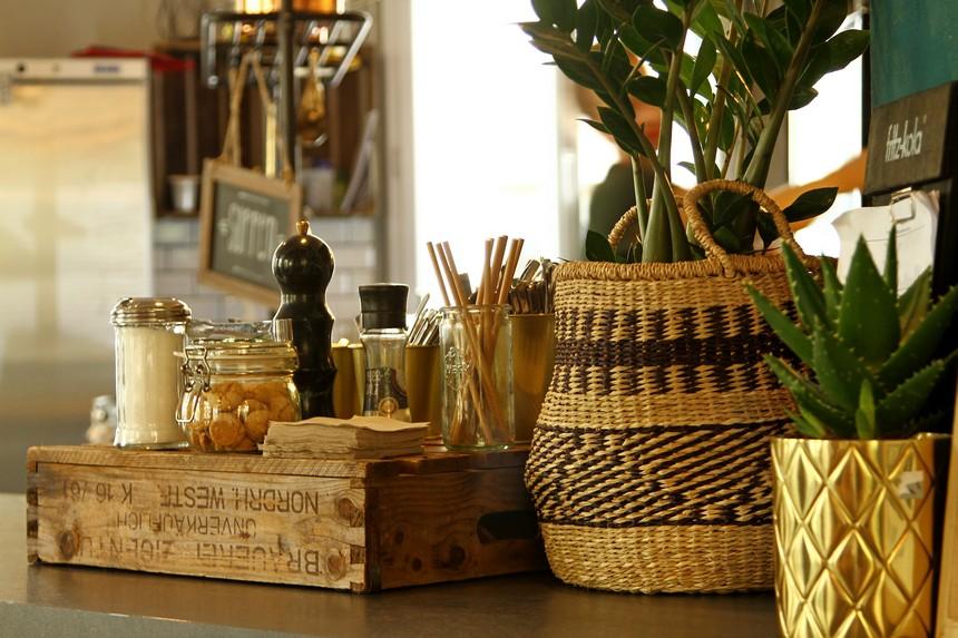 Interieur Koffiehuis in Göttingen