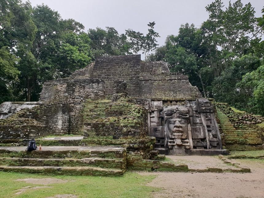 Mask Temple Lamanai