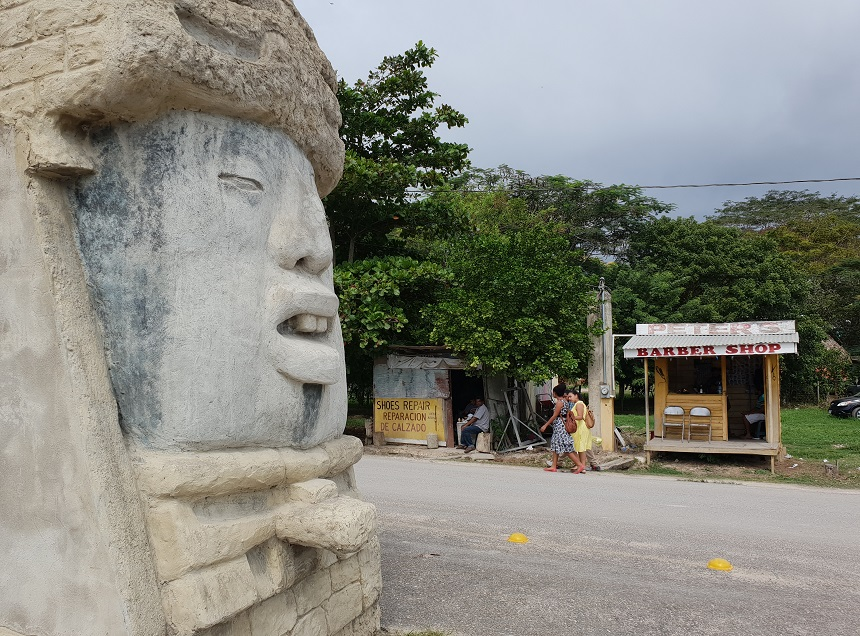 san ignacio, toeristhub Belize