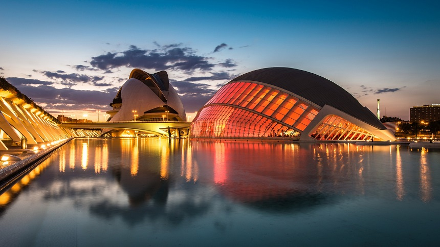 Valencia's City of Arts & Sciences