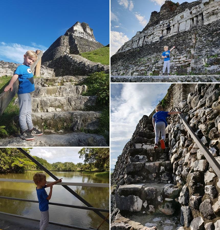 Beklim El Castillo Xunantunich