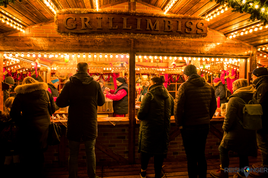 Grill Imbiss Hannover kerstmarkt