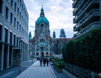 De rode draad van Hannover