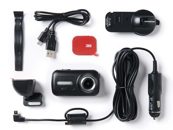 Nextbase dashcam pakket