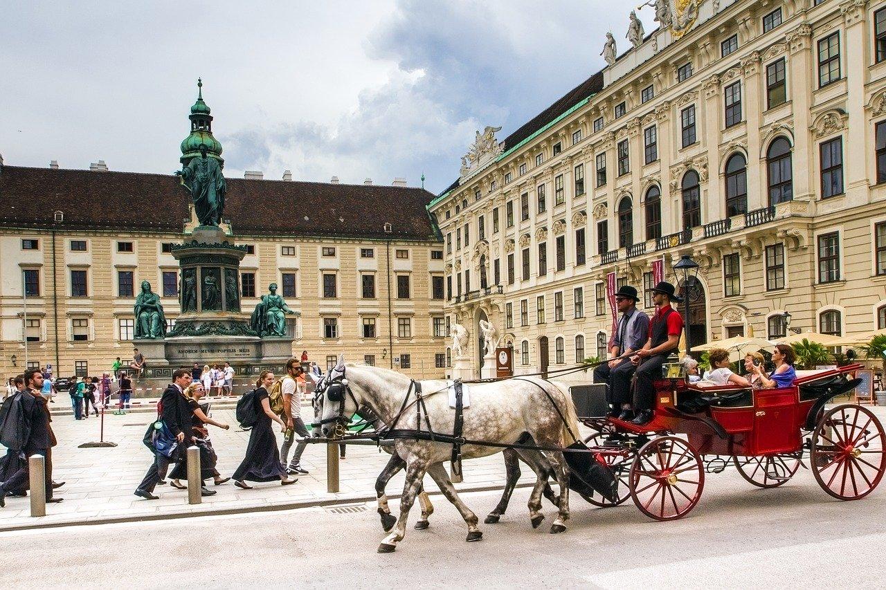 Stedentrip 2020 Wenen