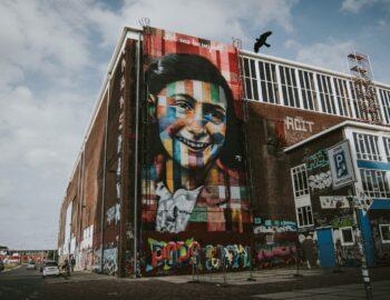 Street Art in Amsterdam – de hotspots!
