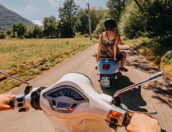 The Vespa Trip: de mooiste regio's van Italië op een Vespa