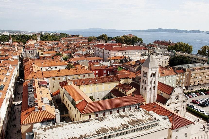 Zadar top 10 stedentrips 2020