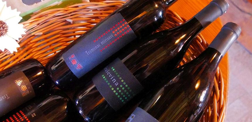 De wijnen van de familie Hažić moet je echt gaan proeven.