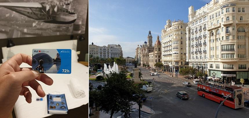 Casual Vintage Hotel voor een stedentrip Valencia