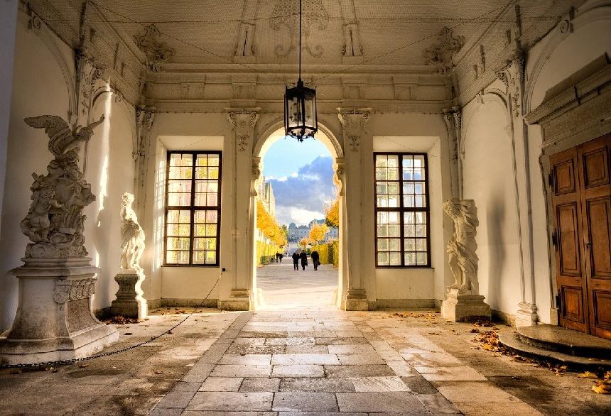 citytrip Vienna