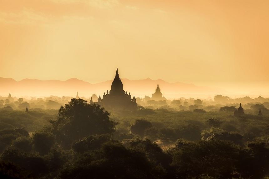 Myanmar is een van de populairste vakantiebestemmingen voor 2020