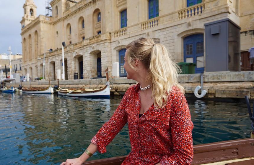 Reishonger op Mooi Malta