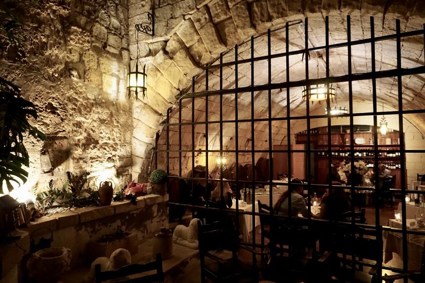 Restaurant Bacchus in Mdina