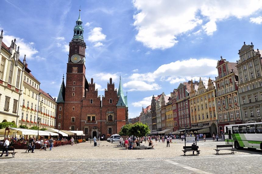 top 10 stedentrips Wrocław