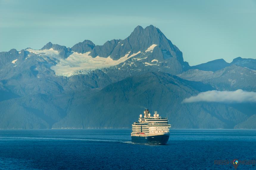 Een cruise naar Alaska