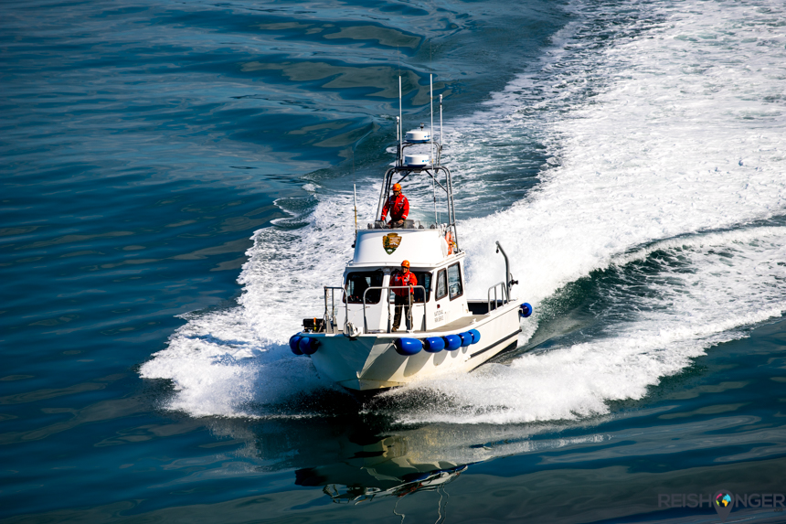 Rangers komen aan boord