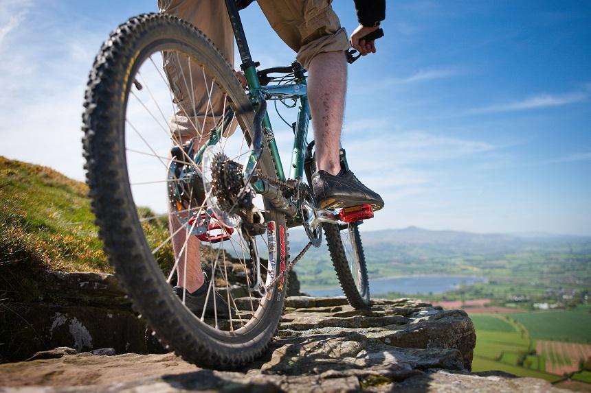 Brecon Beacons mountainbike
