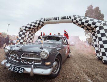 Budapest Rally de meest kleurrijke rally in Europa