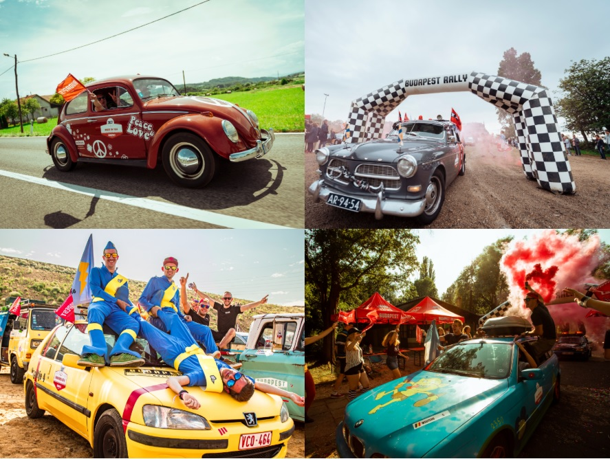 Budapest Rally 2020