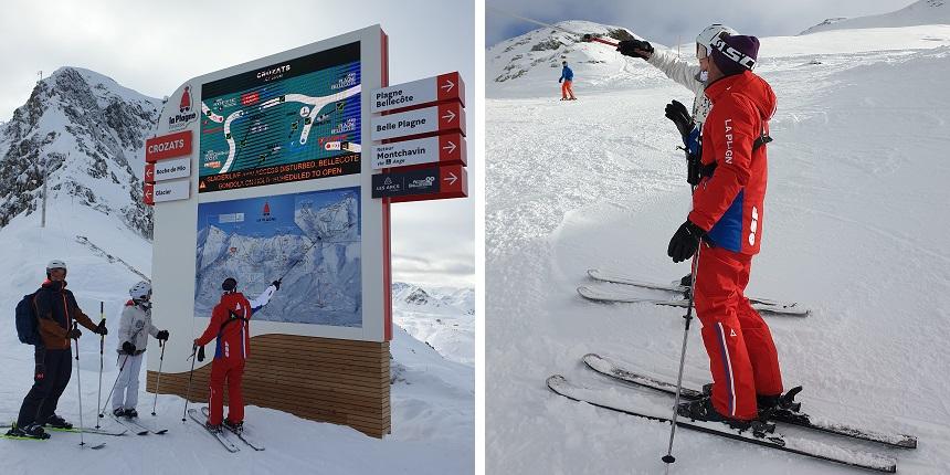Ecole du Ski La Plagne