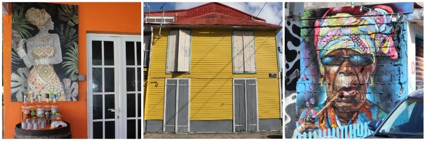 Guadeloupe is een mix van Franse en Creoolse cultuur