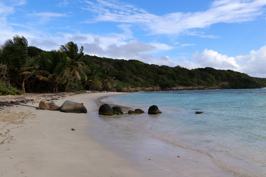 Strandvakantie Guadeloupe