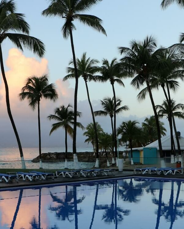 Vakantie Guadeloupe