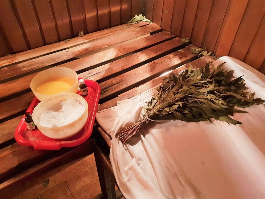 Honing, zout en berkentakken