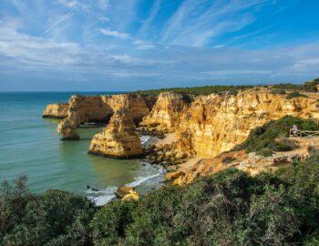 Hoogtepunten van de Algarve buiten het hoogseizoen