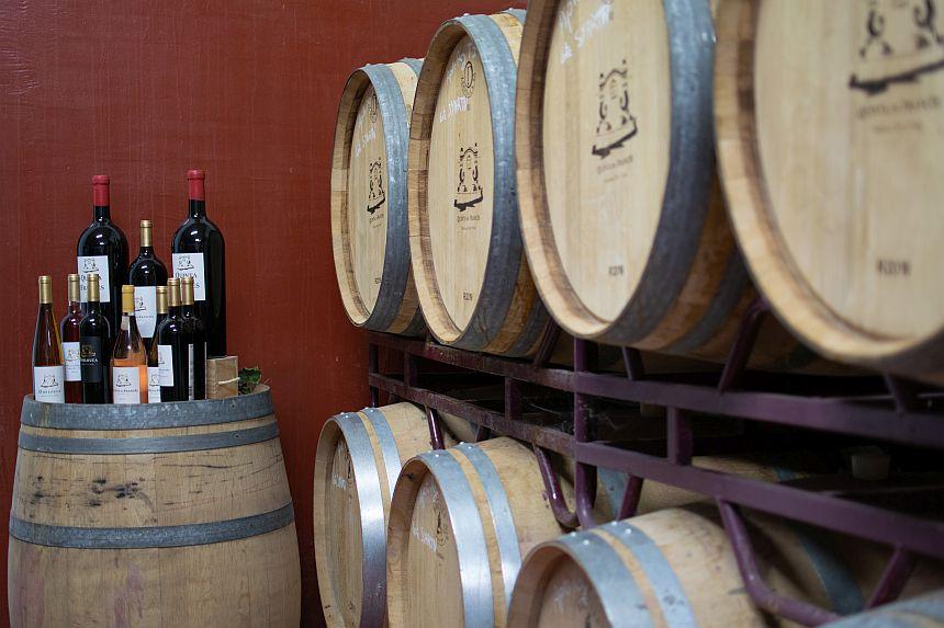 Wijn Algarve