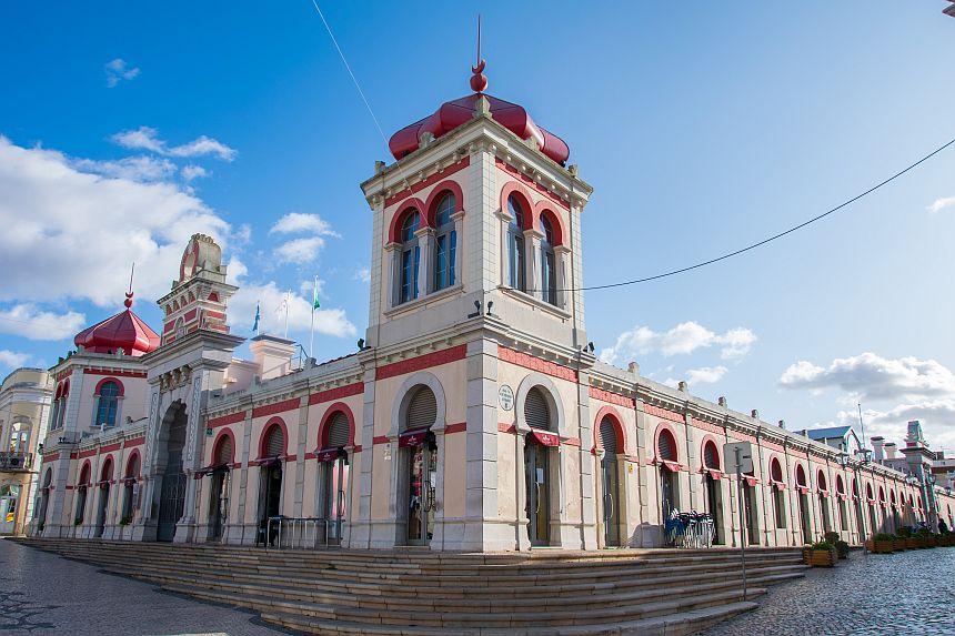 Markthal Loulé