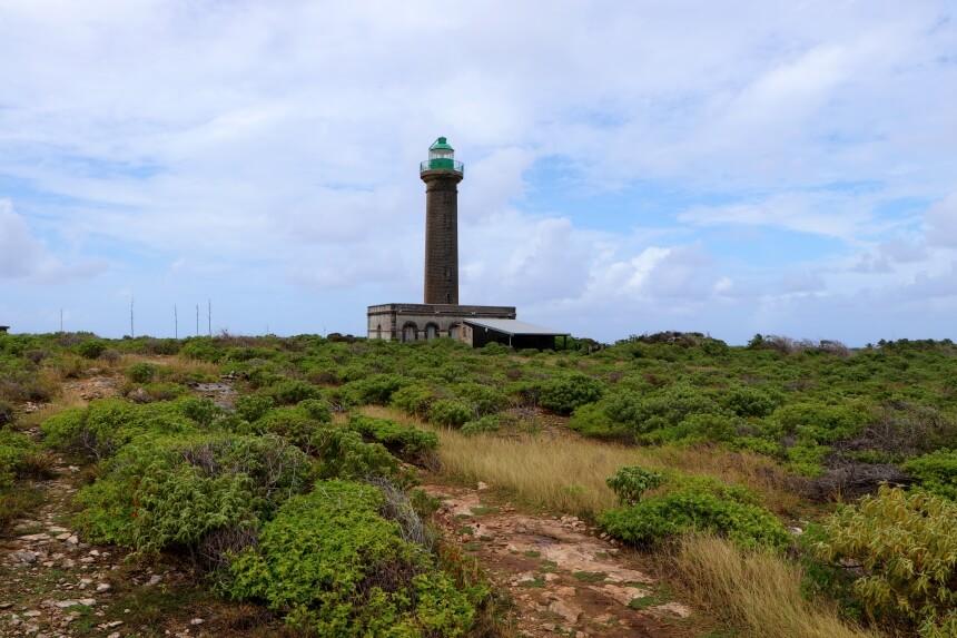 Reisroute Guadeloupe: bezoek het eiland Petite Terre