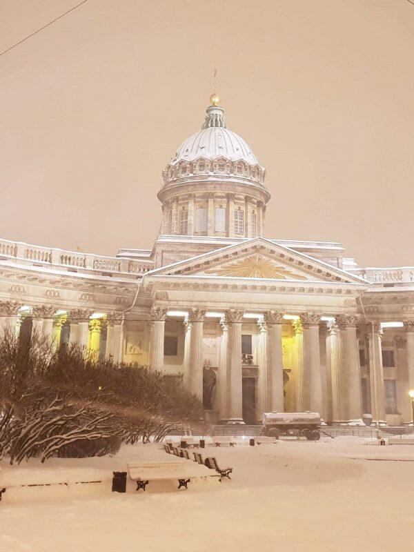 Russische banja Sint Petersburg